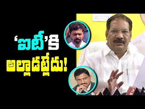 Minister Nakka Anand Babu Reacts Over IT Raids on CM Ramesh & Sujana Chowdary | AP Political News