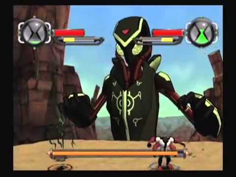 Ben 10 Ultimate Alien Galactic Challenge part 1