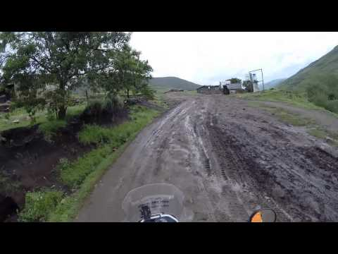 Part 3 Mozambique and Lesotho: BMW R1200 GS pushed to its limit