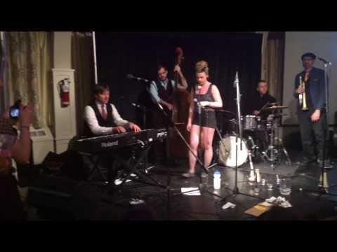 Gordon Webster And Ashley Hill - At Last - Swingadance 2014
