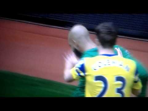 Tim howard penalty save v aston villa