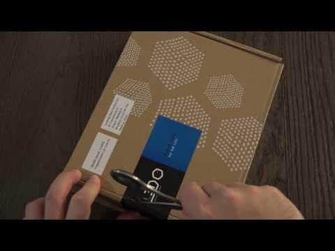 L3D Cube Unboxing