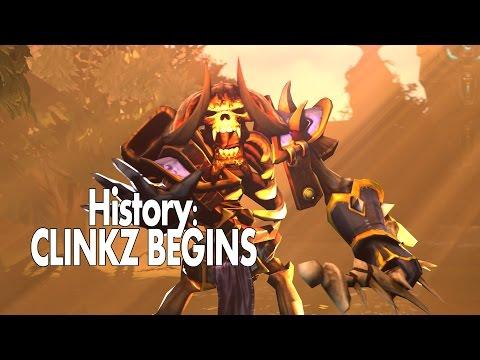 [SFM] History: CLINKZ BEGINS (dota 2)