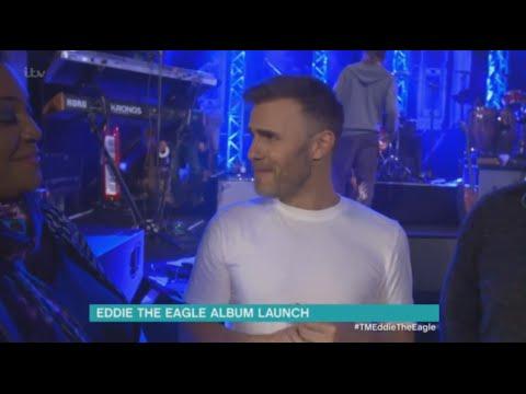 [24/03/2016] This Morning - Gary Barlow (Eddie the Eagle Album Launch)