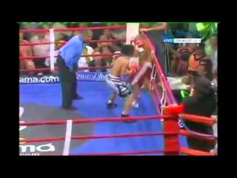 Casimero vs Lazarte - 2012 Boxing Scandal - Riot - Round 9 & 10