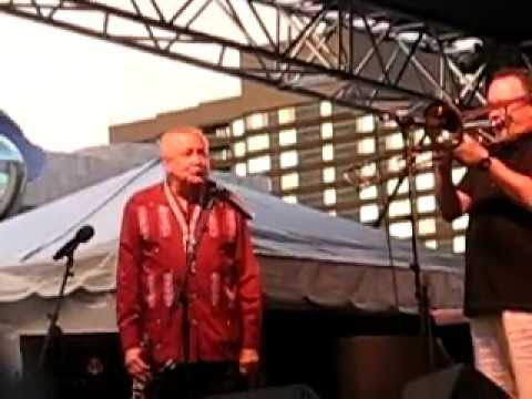 Paquito D'Rivera ode  to Dizzy  at 2011 Detroit Jazz Festival