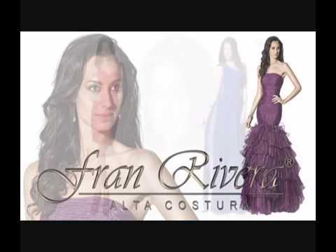 Fran Rivera Alta Costura Coleccion Vestidos Fiesta En Parla