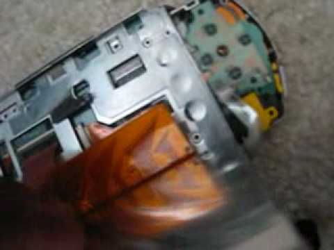 PSP Repair - No Power up