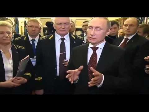 Russian President Putin: Ukrainian army is NATO legion (english)