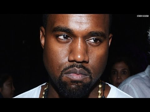 Kanye says luxury goods are too expensive