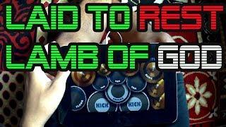 download lagu Real Drum - Laid To Rest Lamb Of God gratis