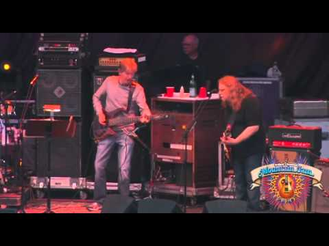Phil Lesh &amp; Friends - &quot;Shakedown Street / Friend Of The Devil / Althea&quot; - Mountain Jam III - 6/3/07