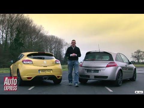 Renaultsport Megane 250 Cup vs R26R - Auto Express
