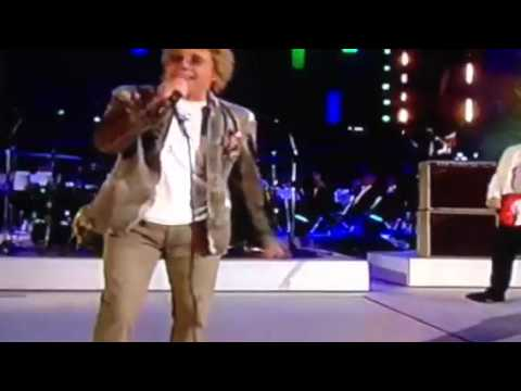 The WHO at London 2012 Olympics closing ceremony