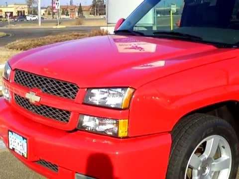 2003 Chevrolet Silverado SS AWD 6.0L V8 - YouTube
