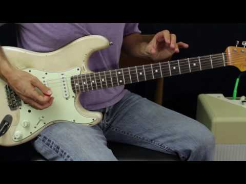 4 Must Know Blues Rhythm & Licks Tricks (major & Minor Pentatonic)