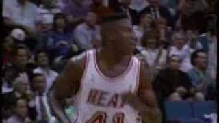 History of the Miami Heat Pt. 6: 1990-1992 (First Playoff Appearance)