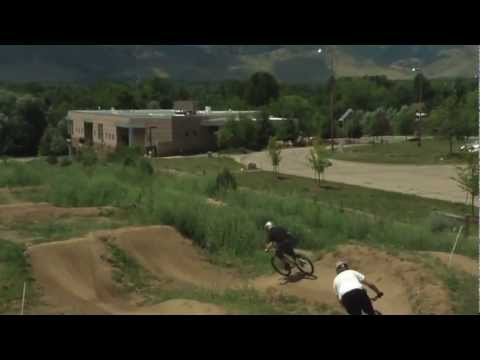 Valmont Bike Park - We ran into pro downhillers, riders from out of state and international tourists while shooting this piece. This is truly a world-class bike park and it's FREE. There are multiple courses for multiple disciplines and riders of all ages. Watch the Schleeter brothers tear it up on the XL slopestyle course. This park was funded with Colorado Lottery proceeds as well as Get Outdoors Colorado (GOCO) funding.