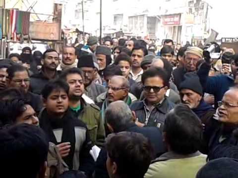 Chehlum Juloos-Allahabad (03-01-2013)