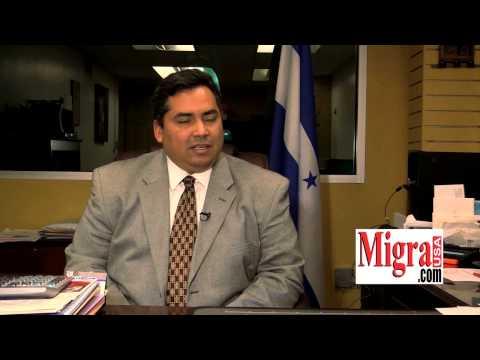 Cónsul de Hoduras invita a reinscribirse al TPS