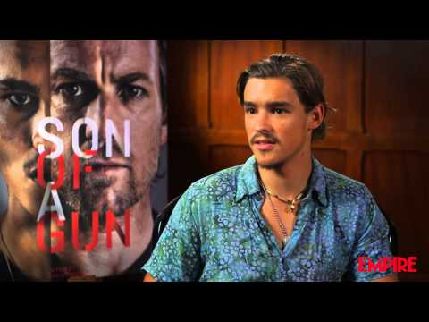 Brenton Thwaites Talks Son Of A Gun
