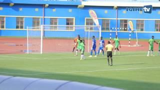 Rayon Sports y'abakinnyi 10 yasezereye Wau Salaam iyitsinze urunganda