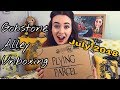 GOBSTONE ALLEY - HARRY POTTER UNBOXING JULY 2018