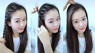 TOP 10 Braided Hairstyle Personalities for School Girls 👍 Transformation Hairstyle Tutorial 👍 Part 5
