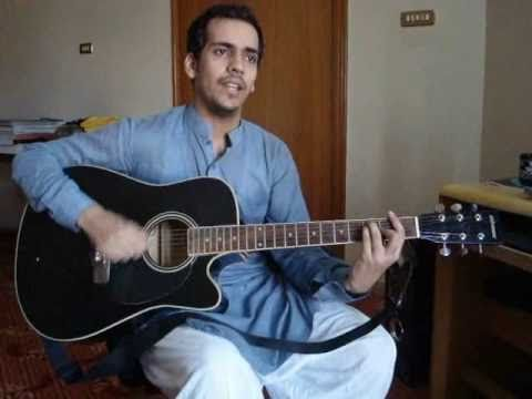 Bakhuda Tumhi Ho ( Acoustic Guitar Cover) By IBRAHIM KHAWAJA