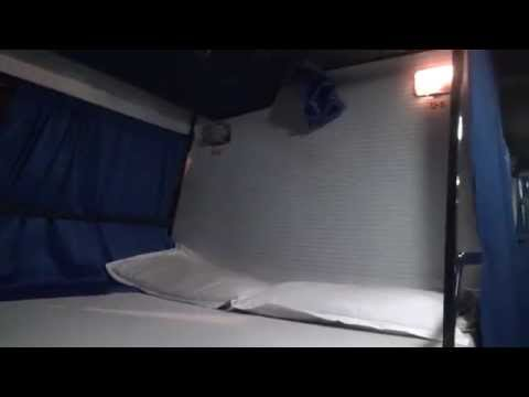 BRAND NEW VOLVO BUS - Multi Axle Fully AC Sleeper (2+1) Neat & Clean Coach Interiors