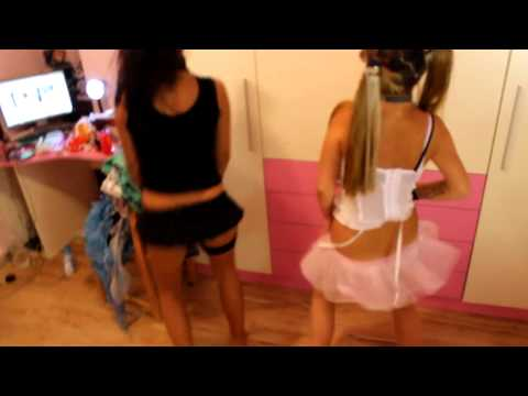 Crazy Girls From Pleven - домашен кючек по Азис