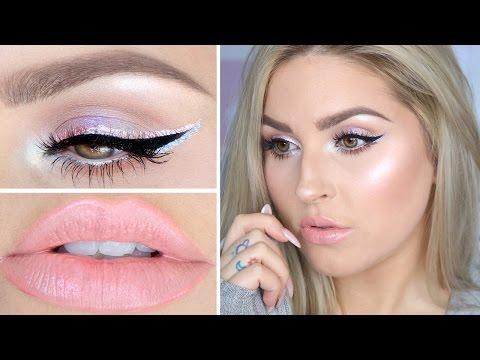 Opal Iridescent Makeup Tutorial ♡ Moonchild Palette! Shaaanxo