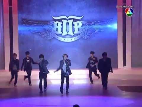 BTOB-Born To Beat + Insane at Thailand Supermodel Contest (121213)