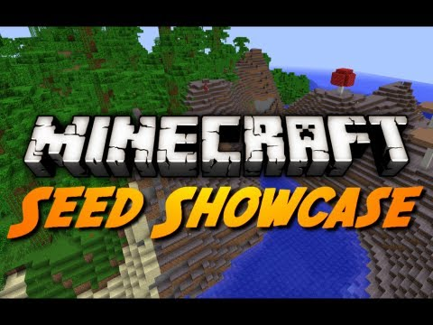 "Minecraft Seeds - ""i dont care"" (1.2.3 Seed Showcase)"