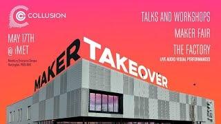 "Adrian ""Uchujin"" Storey - Collusion MakerTakeover - Presentation-17thMay2018"
