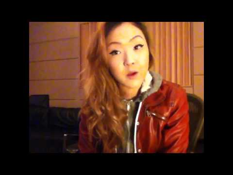 Lydia Paek-wale Ft. Miguel (lotus Flower Bomb) video