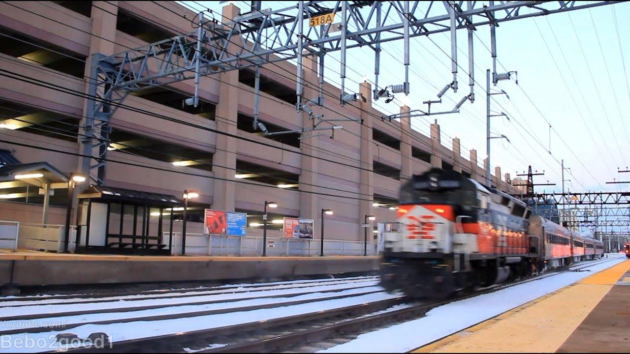 Shore Line East Train 1640
