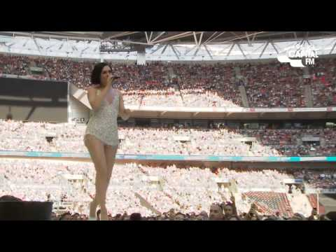 Jessie J Feat Nathan Sykes And DJ Cassidy - 'Calling All Hearts' (Live At The Summertime Ball 2014)