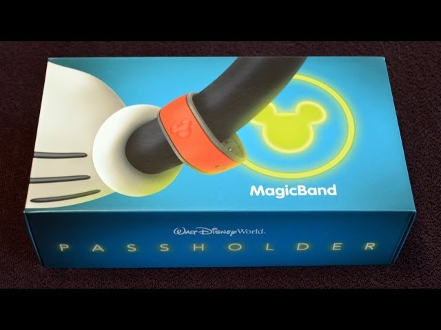 Walt Disney World Annual Passholder MagicBand Unboxing with Our Commentary
