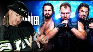 ROAD DOG Takes Leave - WWE The Shield Final Chapter ! - NEWS
