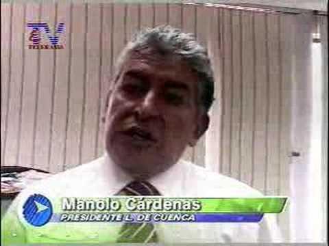 RENUNCIA TECNICO DE LIGA DE CUENCA