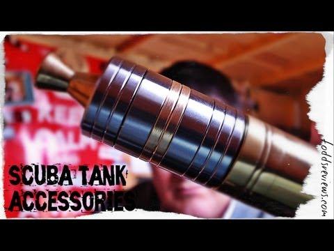 Scuba Tank Accessories by atmistique