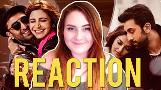 Ae Dil Hai Mushkil | Trailer - REACTION !!!
