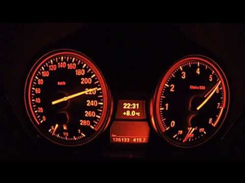 BMW E92 / E90 330i 0-258 Acceleration 272hp 2008