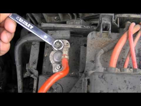 VW Jetta engine immobilizer problems - YouTube