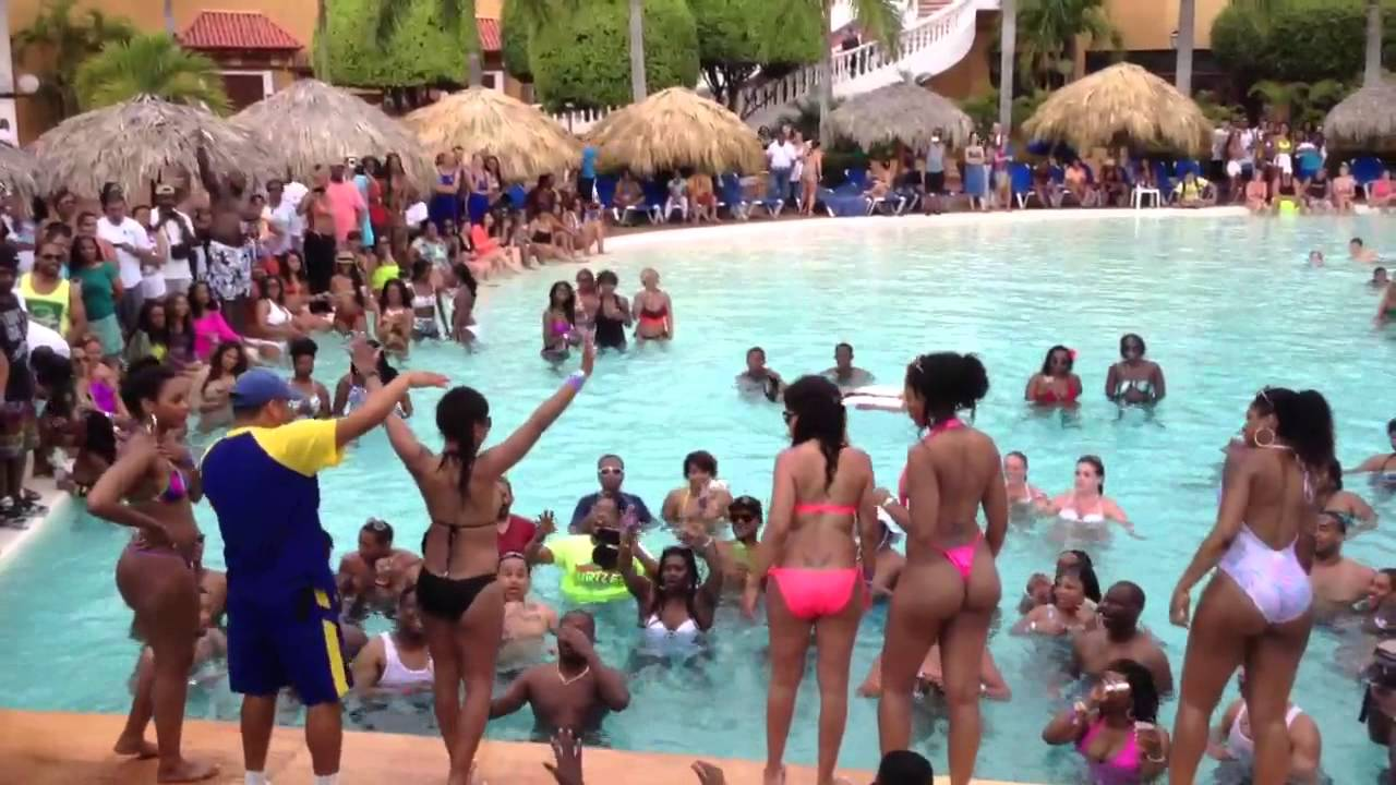 Dominican Pool Party Splash Bash Pool Party 2