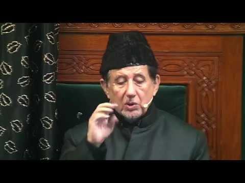 Eve 7th Muharram 1437 - Maulana Dr. Kalbe Sadiq (Urdu)