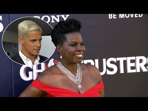 Columnist Blamed For Attack On Leslie Jones Gets Banned From Twitter