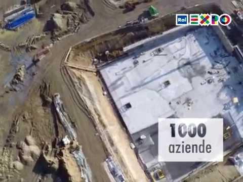 Expo 2015: cantiere Milano