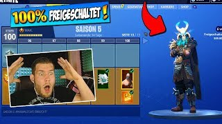*NEU* SEASON 5 - LEVEL 100 (FREIGESCHALTET)  Fortnite